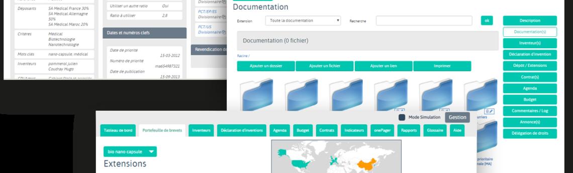 Préparez la reprise et digitalisez votre gestion de propriété industrielle avec PI Planner :