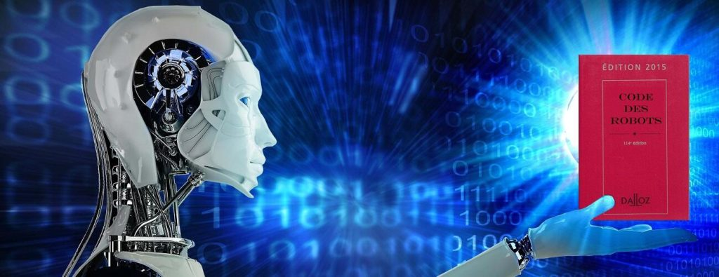 L'Intelligence Artificielle   Robot